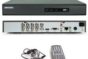 DVR system HIKVision
