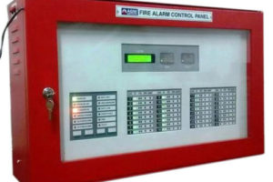 fire alarm system control panel installation