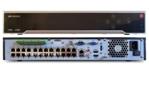 NVR system - IP Based